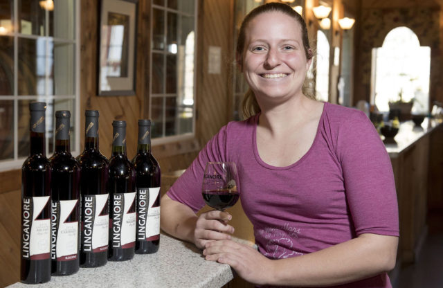 Young vintner: Linganore welcomes third generation winemaker