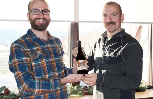 Catoctin Breeze Vineyards bottles the American dream
