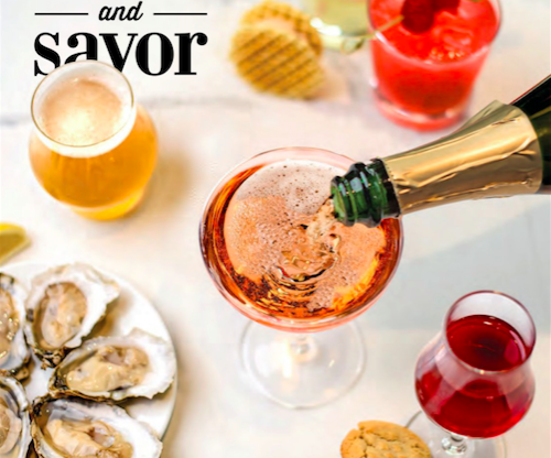 Premier Edition of Maryland Sip & Savor Magazine