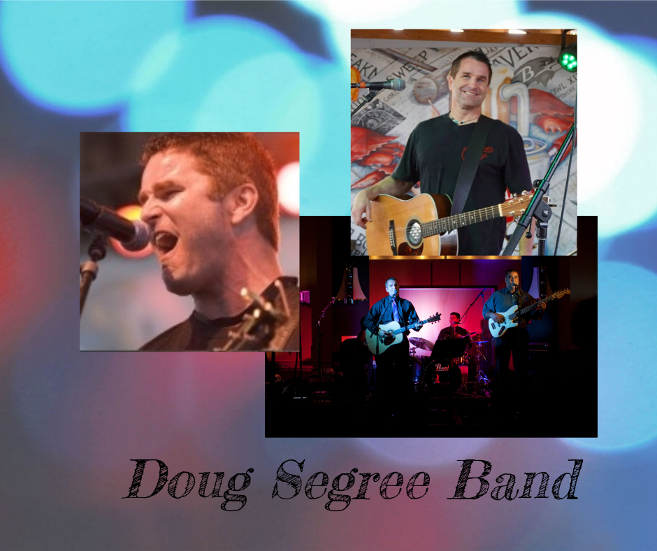 Summer Concert Series: Doug Segree Band