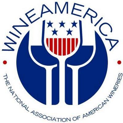 Wine America logo