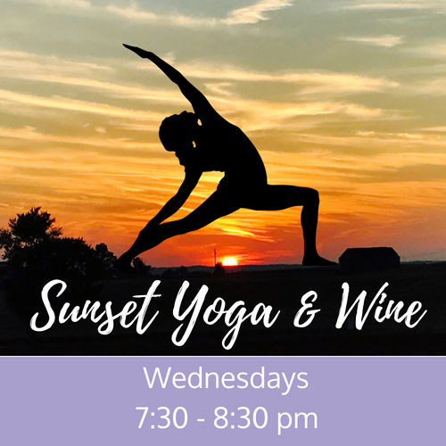 Sunset Yoga & Wine