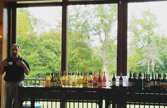 Top Maryland producers gather to taste their best in dry wines
