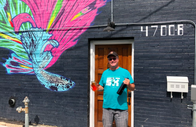 Mead in Hyattsville: Longtime resident creates buzz with opening of Maryland Meadworks
