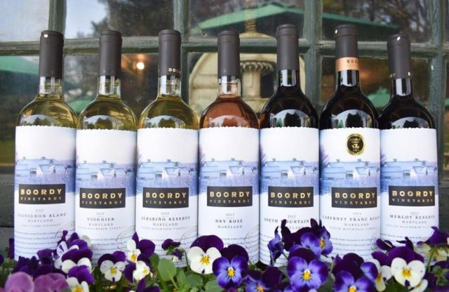 """""""At 75, Boordy Vineyards nears end of 'strangest year we've ever had' feeling better than ever about future"""" – PennLive"""