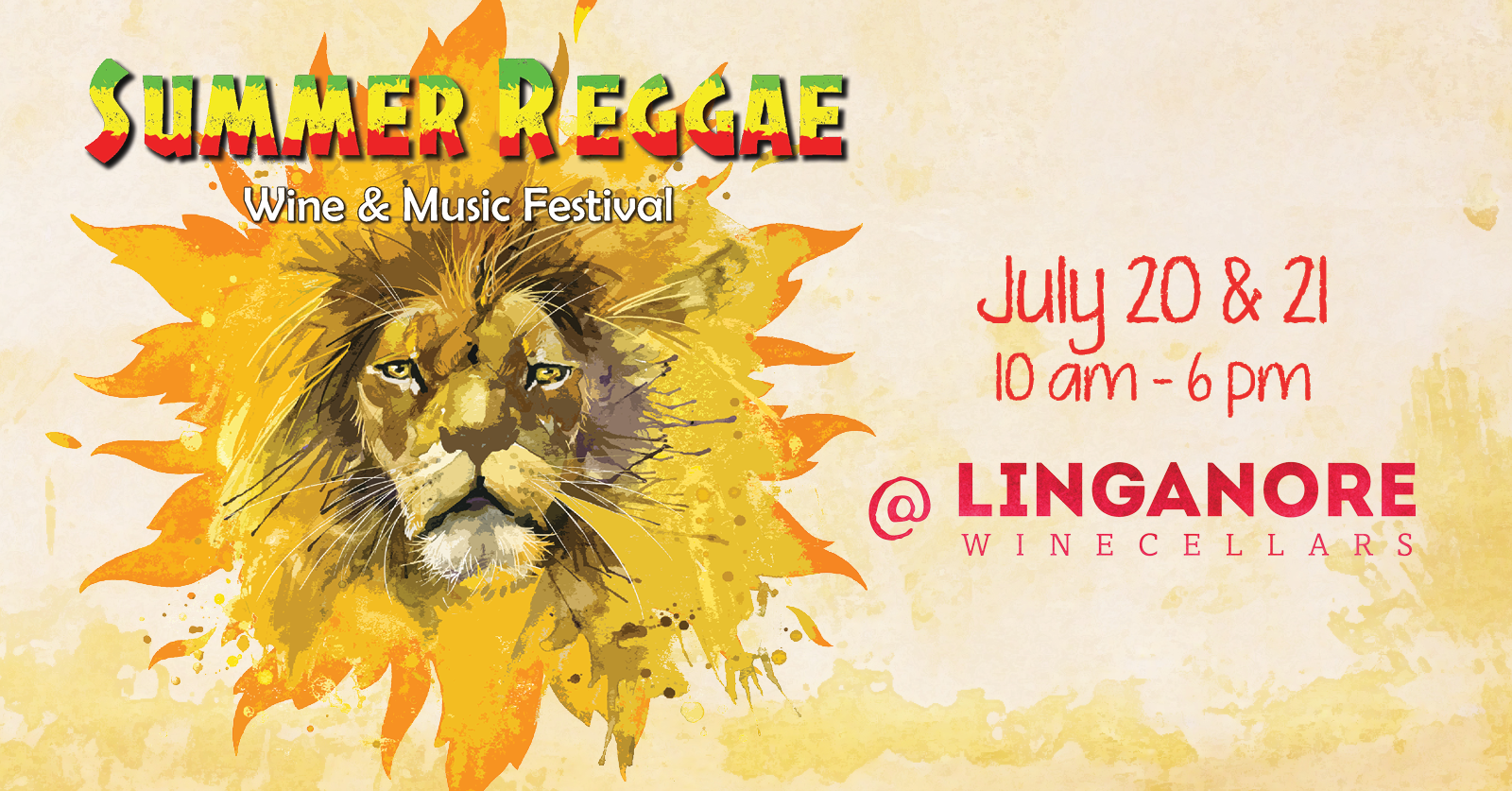 Summer Reggae Wine and Music Festival
