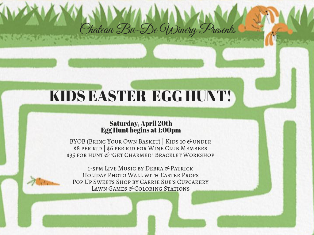 Kids Easter Egg Hunt