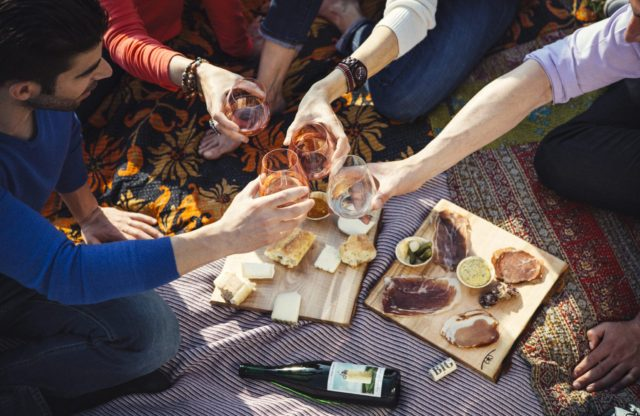 5 Ways to Enjoy Maryland Wine This Fall