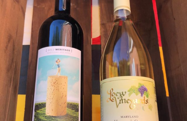 Top Maryland Wines Named At 2019 Maryland Governor's Cup