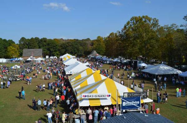 """Autumn Wine Festival begins Saturday at Pemberton Park"" – Salisbury Independent"