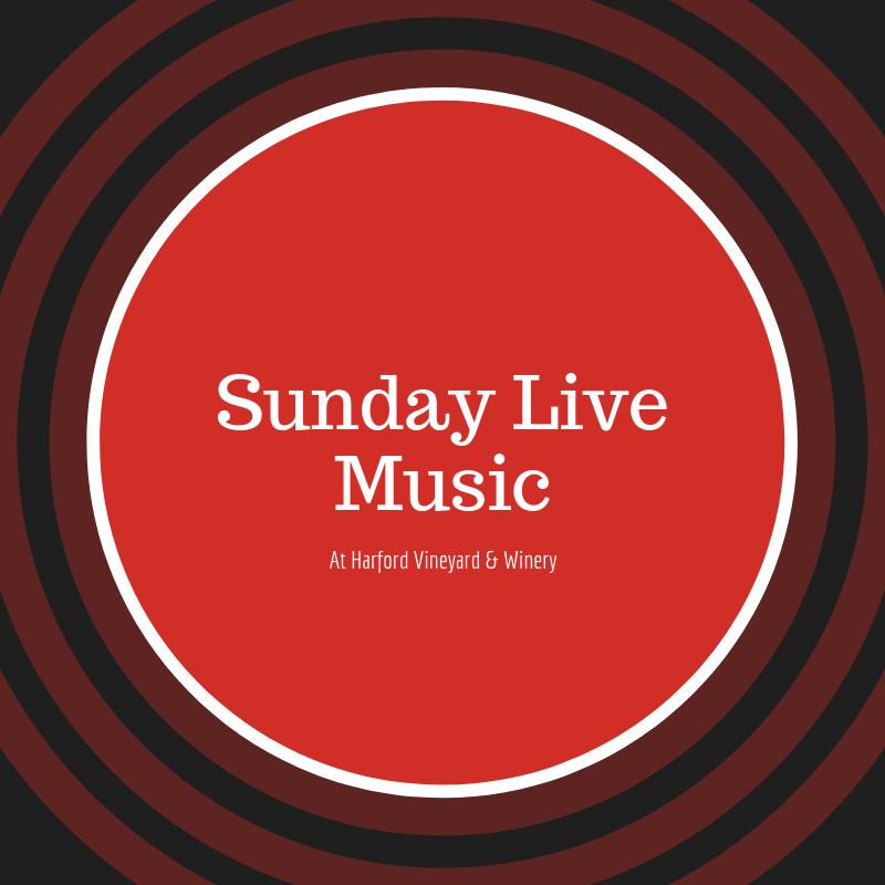 Sunday Live Music 1:30 – 4:30