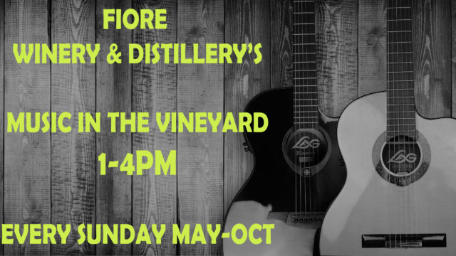 Fiore Winery's Music in the Vineyard