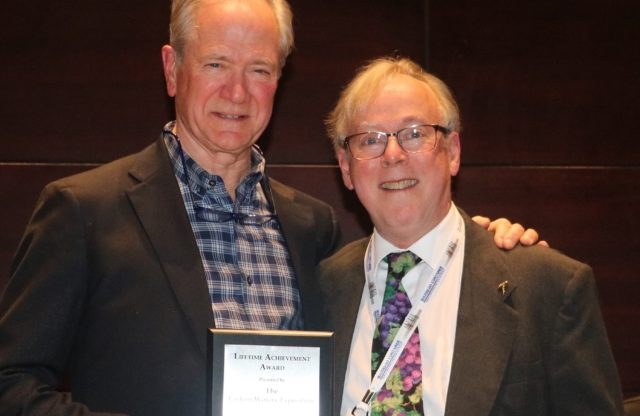 PRESIDENT OF BOORDY VINEYARDS HONORED AT EASTERN WINERY EXPO