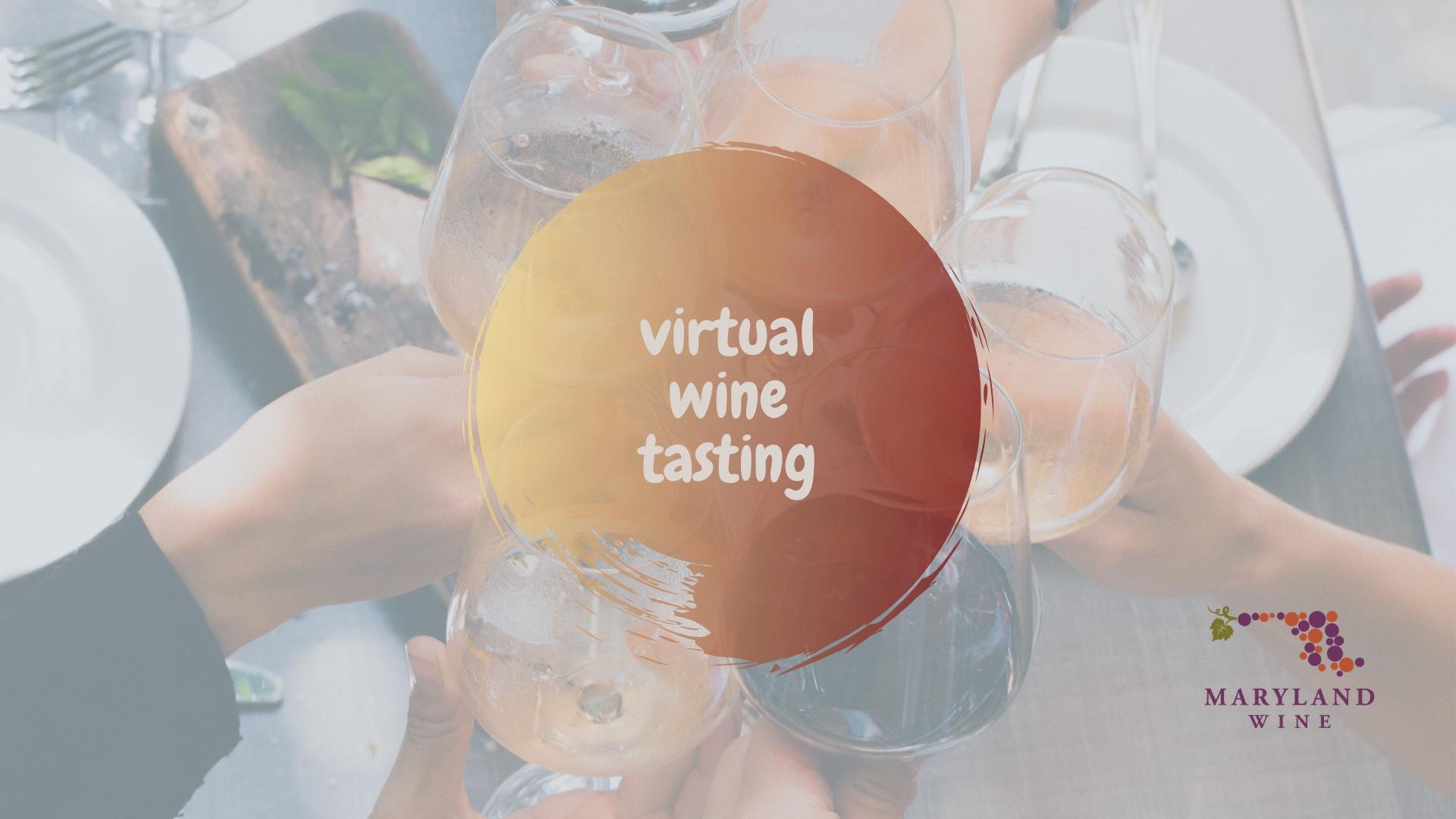 Wine Wednesday Virtual Tasting