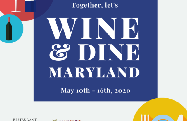 #WineDineMD May 10-16