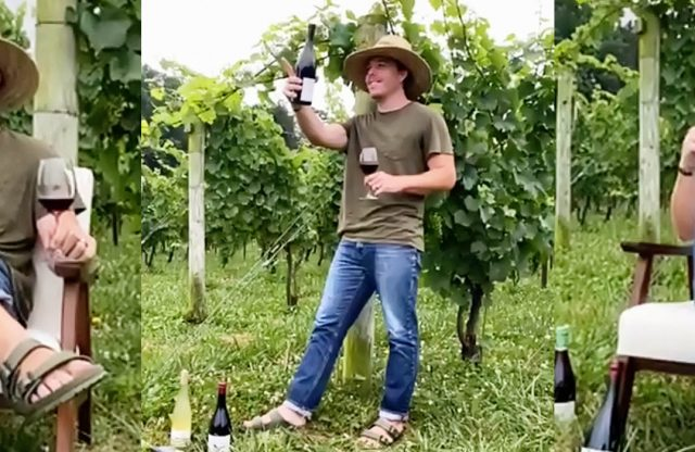 "Drew Baker of Old Wesminster Winery Included in ""40 Under 40 Tastemakers of 2020"" – Wine Enthusiast"