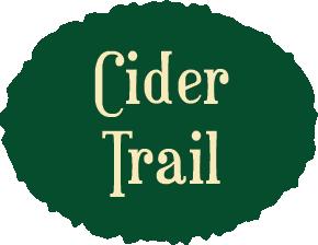 Wine Trail: <span>Cider Trail</span>