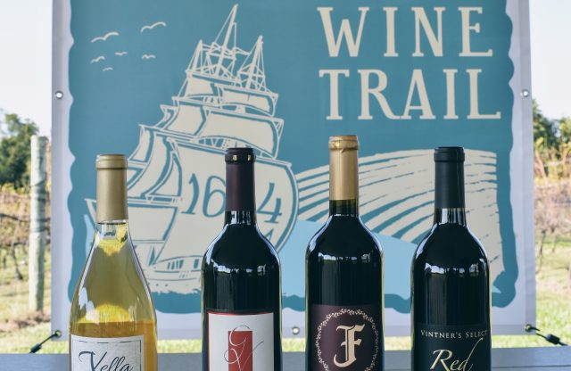 Maryland Wineries Association Formally Opens the First Landing Wine Trail