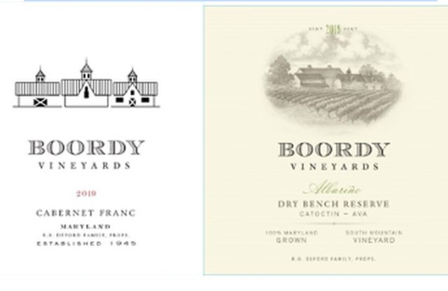 """""""Md. winery's new labels a reflection of how it has been 'evolving in a very positive way'"""" – PennLive"""
